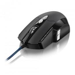Mouse Warrior Gamer Pro Com 8 Botões 3200dpi + Mousepad Mo191 Multilaser