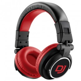 Fone De Ouvido Multilaser Headphone Dj Ph117 Driver De 50mm