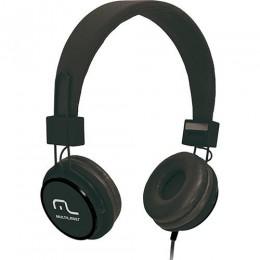 Fone de Ouvido Multilaser Headphone Fun Preto