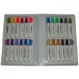 Marcador Magic Color Base Água 24 Cores - 564