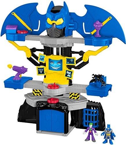 Dc Batcaverna - Imaginext