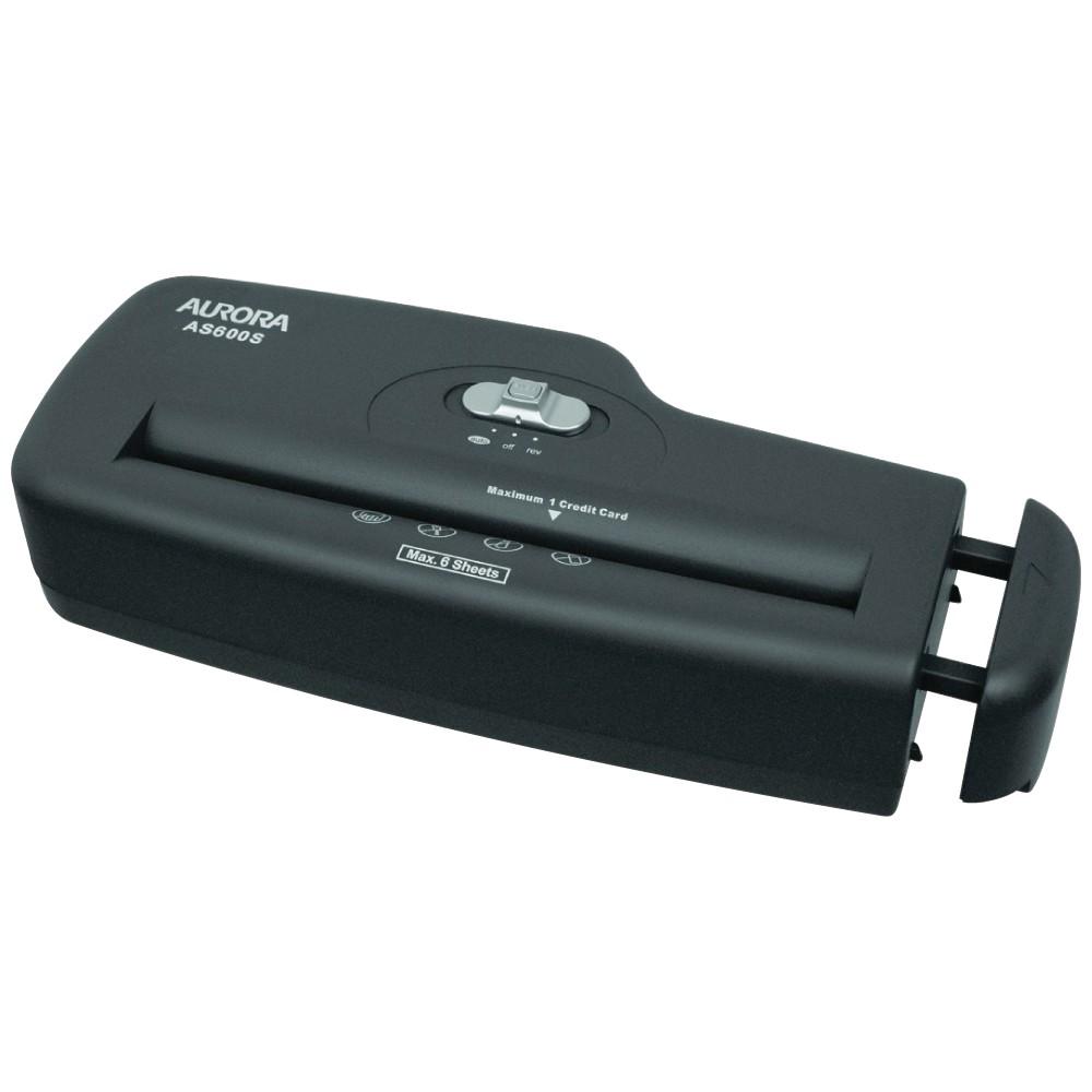 Fragmentadora 6 Folhas Cd/DVD sem Cesto - AS600S - 110V