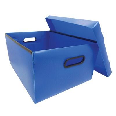 Caixa Organizadora Pequena - 662AZ - AZUL
