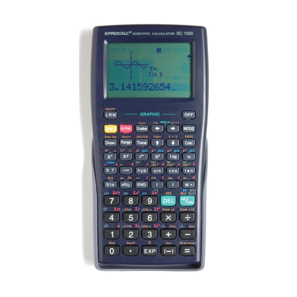Calculadora Gráfica 360 Funções SC1000