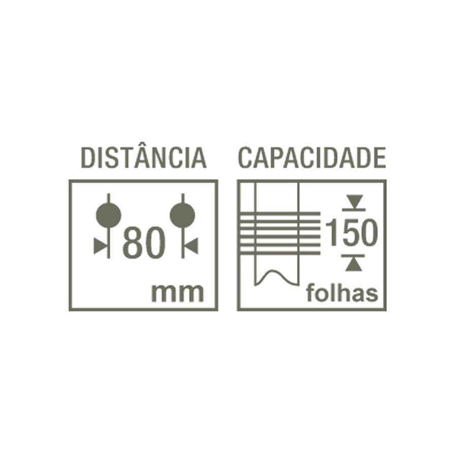 Perfurador Profissional Ate 150 Folhas Hdp-2160 - Cis