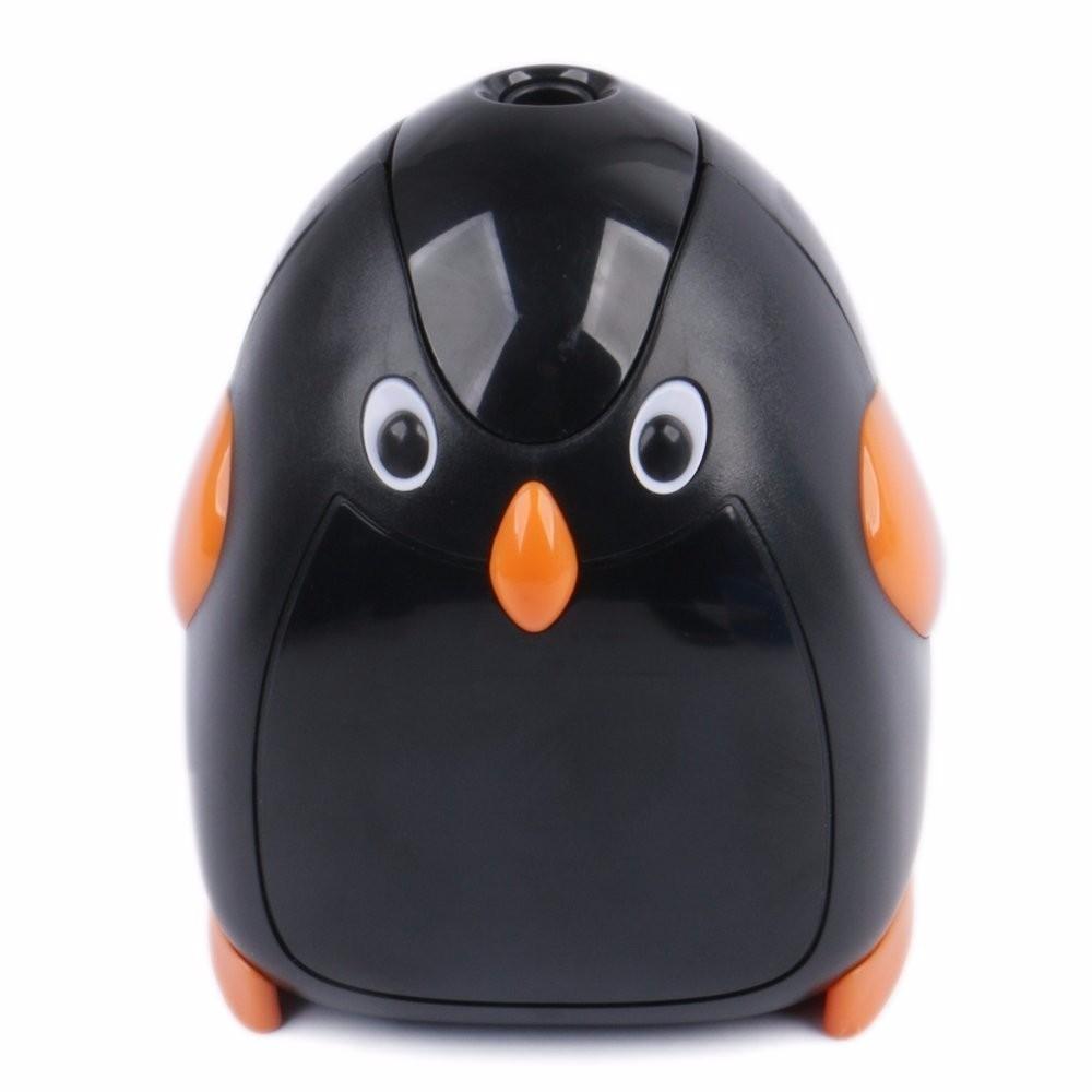Apontador Elétrico Pinguim