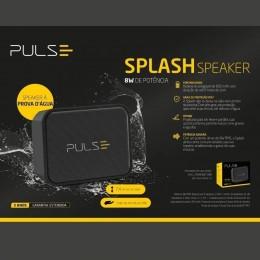 Caixa De Som Bluetooth Pulse Sp354 Prova D'agua