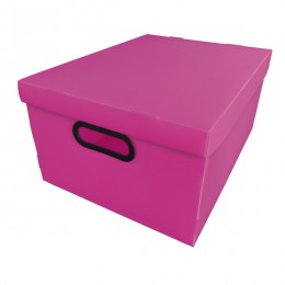 Caixa Organizadora Pequena - 662RS - ROSA