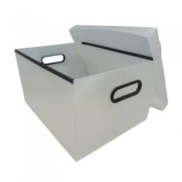 Caixa Organizadora Pequena - 662TR - TRANSPARENTE