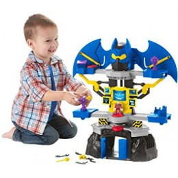 Dc Batcaverna - Imaginext