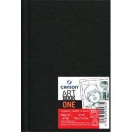 Caderneta Artbook One Stilo A6