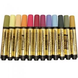 Marcador Magic Color Série Ouro 12 Cores - 641-0