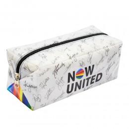 Estojo Escolar Dac Now United Grande PVC