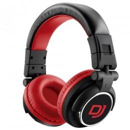 Fone De Ouvido Multilaser Headphone Dj Ph117 Driver De 50mm