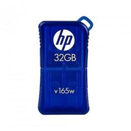 Pendrive Hp V165w 32gb Velocidade Minima De 11mb Design Leve E Portatil