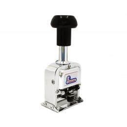 Numerador Automático Sequencial c/ Repetição - 6 dígitos - CARBRINK
