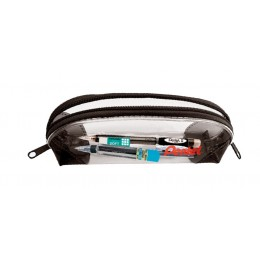 kit Pencase - preto c/ 5 itens - Pentel