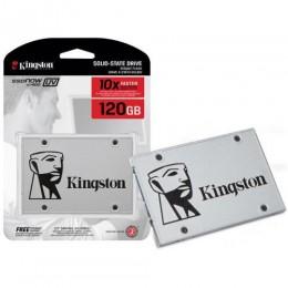 """Ssd Desktop Notebook Ultrabook Kingston Suv400s37/120g Uv400 120gb 2.5"""" Sata Iii Blister"""