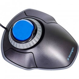 Trackball Kensington Orbit USB com Anel de Rolagem
