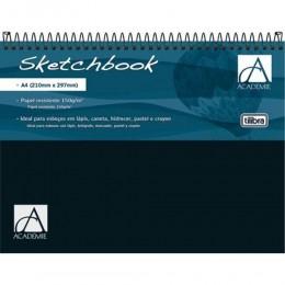 Caderno Sketchbook A4 150g - Tilibra