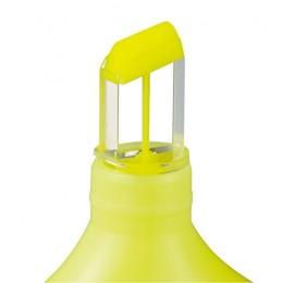 Caneta Marca Texto Promark View - Amarela