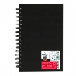 Sketchbook One Canson 100g A-4  com 80 Folhas