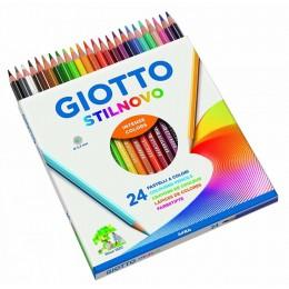 Lapis de Cor 24 cores Premium GIOTTO