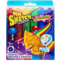 Marcador Perfumado Mr.Sketch 06 cores
