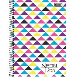 Caderno Neon Kori 1/4 Tilibra