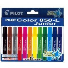 Caneta Pilot 850-L c/12 cores