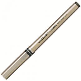 Caneta Fine Deluxe Uni-Ball 0.7mm Preta Ub-177 kit com 4 canetas preta