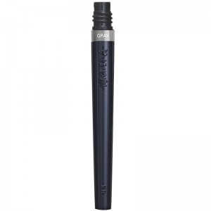Refil para Caneta Pincel Aquarela Color Brush - Preto